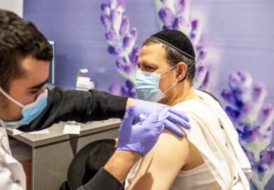 Israel ya es el primer país en dar la tercera dosis por el avance de variante Delta